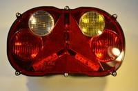 semi-LED achterlicht Radex rechts